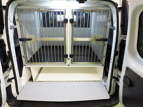 James Alpe Dog Vans & Dog Vehicles