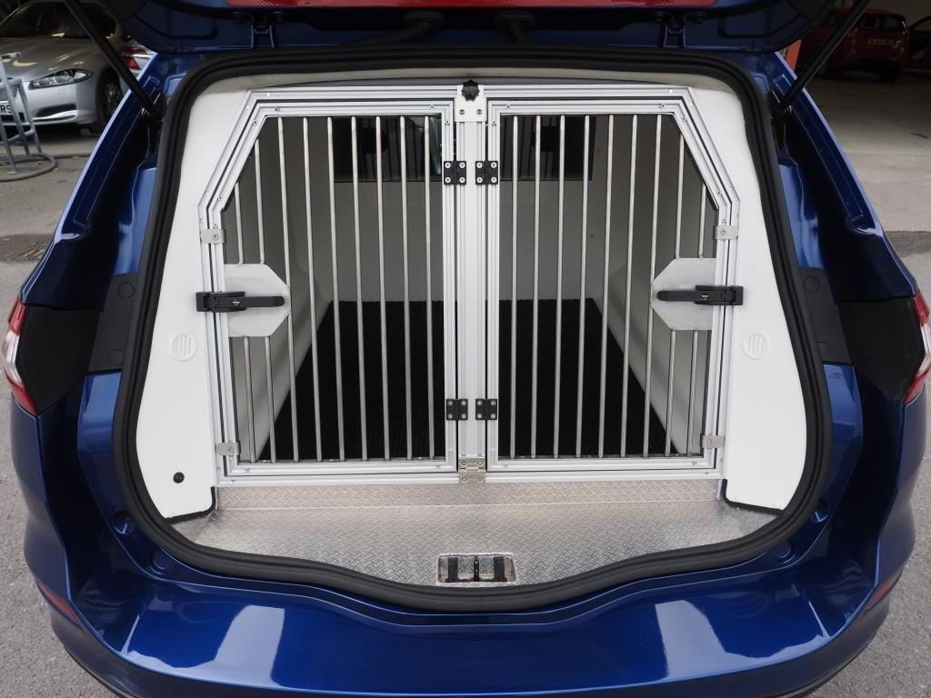 Security dog vehicles